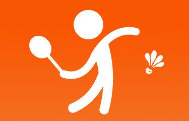badminton dla dzieci