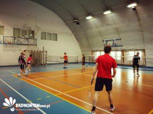 Liga Badmintona w Poznaniu