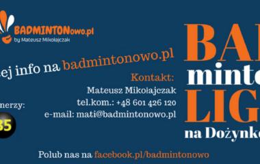 Amatorska Liga Badmintona